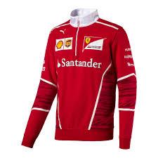 ferrari clothing men ferrari team sweatshirt f1 collections for men race gear