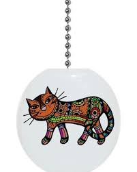 cat ceiling fan pulls amazing deal on orange abstract cat ceiling fan pull