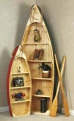 Canoe Bookcase Bookcases Bookshelves And Bookstands At Woodworkersworkshop Com