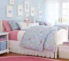Pottery Barn Catalina Twin Bed Pink White And Blue Kid U0027s Bedroom Copy Kids U0027 Room Pinterest