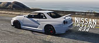 nissan skyline c10 for sale nissan skyline gtr r34 gta5 mods com