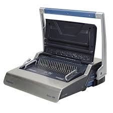 fellowes galaxy 500 manual comb binding machine officeworks