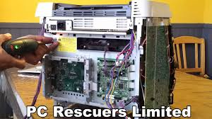 hp laser printer 2600n lense cleaning youtube