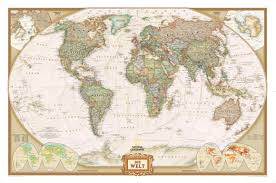 Us World Map by World Map Executive German World Maps National Geographic Maps
