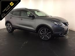 nissan qashqai used 2014 used 2014 nissan qashqai 1 5 dci tekna 5dr for sale in