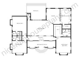 3 bedroom bungalow floor plan floor plan for 3 bedroom bungalow in nigeria functionalities net