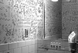 funky bathroom wallpaper ideas whimsical bathroom wallpaper designs narragansett bath