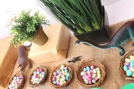 Decorating Easter Eggs Dinosaur by Kara U0027s Party Ideas Dinosaur Birthday Party Planning Ideas Supplies