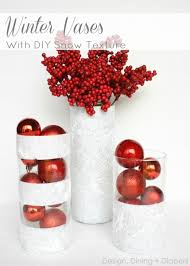 Christmas Centerpieces Diy by Christmas Centerpiece Winter Centerpieces Dollar Tree Vases And