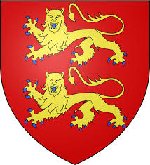 Family Crest Flags Flag And Coat Of Arms Of Normandy Wikipedia