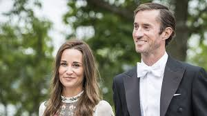 pippa middleton james matthews attend stockholm wedding