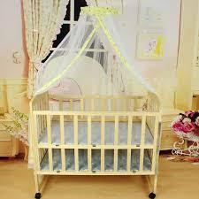 couvert lit b礬b礬 moustiquaire lit pour lits d enfant suspendus stand couvert
