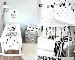 chambre bebe noir chambre enfant noir et blanc annsinn info