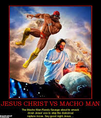 Randy Savage Meme - the real reason why the rapture didn t happen macho man randy