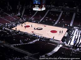 moda center section 229 seat views seatgeek