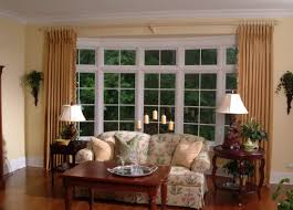 curtains net curtains for bay windows supported curtains for big