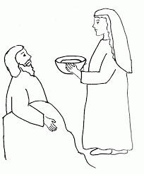 bible story coloring jael sisera free bible stories