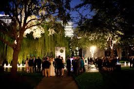 wedding venues dallas dallas wedding reception nasher sculpture center elizabeth