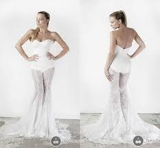 sexxy wedding dresses unique mermaid wedding dresses applique lace applique