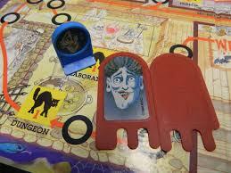 shrieks u0026 creaks board game review and instructions geeky hobbies