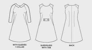 pattern a line shift dress tilly and the buttons introducing the francoise sewing pattern