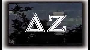 custom greek letters window decals youtube