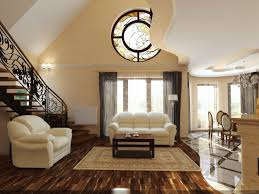 Wall Decor For High Ceilings by Living Room Elegant Living Room Wall Interior Decor Double High
