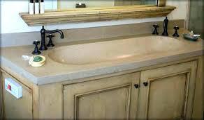 trough sink two faucets double trough bathroom sink enjoyable trough sink bathroom double