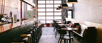 The Local Table by Bar The Local Hostels Nyc