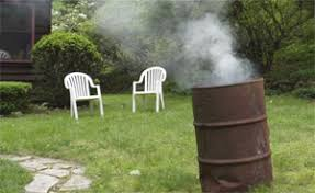 Backyard Garbage Cans by Eartheasy Blogwhy We Should Avoid Backyard Trash Burning