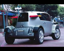 jeep 2004 treo urban active jeep hydrogen fuel cell concept 2004