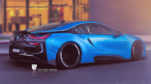 subaru liberty walk did a liberty walk bodykitted i8