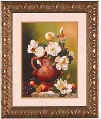 Home Interiors Celebrating Home Home Interiors Celebrating Home Beauty Of Magnolias Picture Ebay