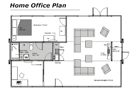 Download Floor Plans With Home Office Adhome - Home office plans and designs