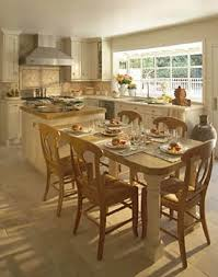 kitchen table island combination custom kitchen island table combination kitchen design