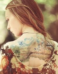 aquarelle facile magazine idée tatouage une aquarelle les 40 plus beaux tatouages de