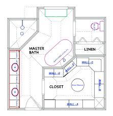 master bathroom layout u2013 hondaherreros com