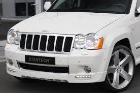 jeep grand cherokee laredo 2009 startech refines the jeep grand cherokee