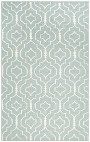 Teal And Green Rug Contemporary Flat Weave Rugs Dhurrie Collection Safavieh