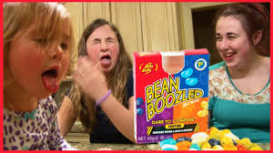 Where To Buy Nasty Jelly Beans Girls Do The Bean Boozled Challenge Baby Gets A Surprise Dad