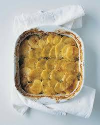 sorrel and potato gratin martha stewart living use a mandoline
