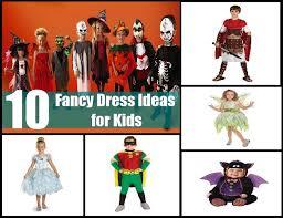 top 10 fancy dress ideas for your kids best fancy dress themes