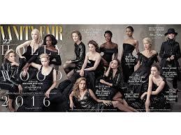 Jennifer Lawrence Vanity Jennifer Lawrence Brie Larson Jane Fonda Appear In Vanity Fair