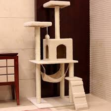 cat tree with litter box plans cat tree with litter box