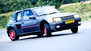 peugeot old models driven peugeot 205 turbo 16 drivetribe