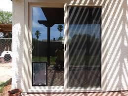 pet patio door replacement energy efficient sliding glass pet door