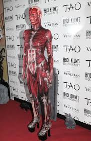 Awesome Scary Halloween Costumes 25 Heidi Klum Halloween Costume Ideas Sandy