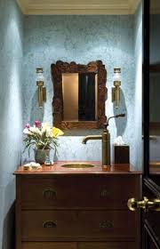 Houzz Powder Room Imaginative Wall Sconces Powder Room Beach Style Remodeling Ideas