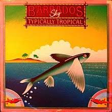 tropical photo album barbados sky