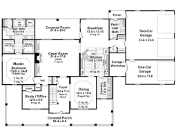 Country Style Homes With Open Floor Plans Country Style House Plans 3000 Square Foot Home 2 Story 4